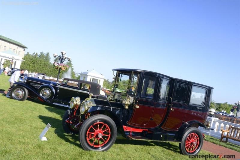 1911 Packard Model Thirty