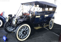 1912 Packard Model Thirty.  Chassis number 21099