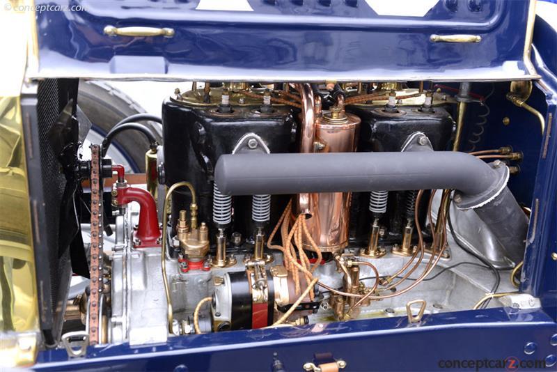1912 Packard Model Thirty