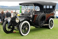 1914 Packard Series 3-48.  Chassis number 50038