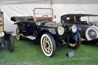 1914 Packard Series 4-48.  Chassis number 63228