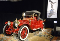 1914 Packard Model 1-38.  Chassis number 38878