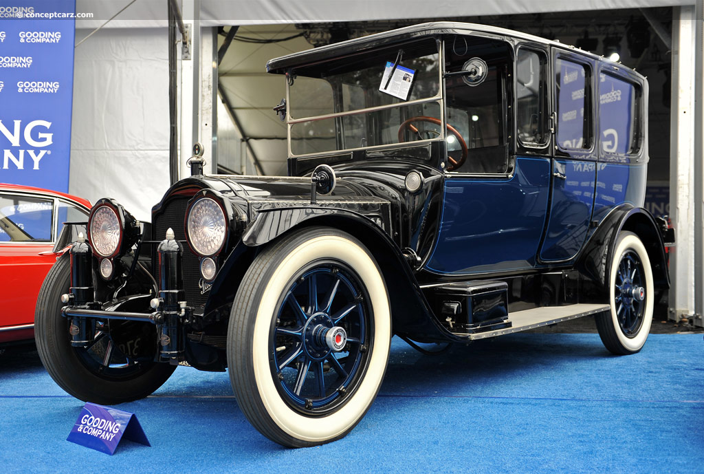 1917 Packard Twin-Six History, Pictures, Value, Auction Sales, Research and News