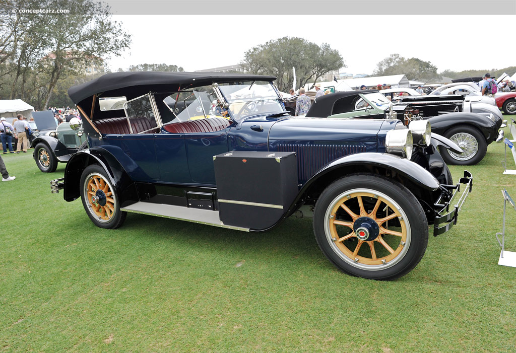 1920 Packard Twin Six 3 35 History Pictures Sales Value Research And News