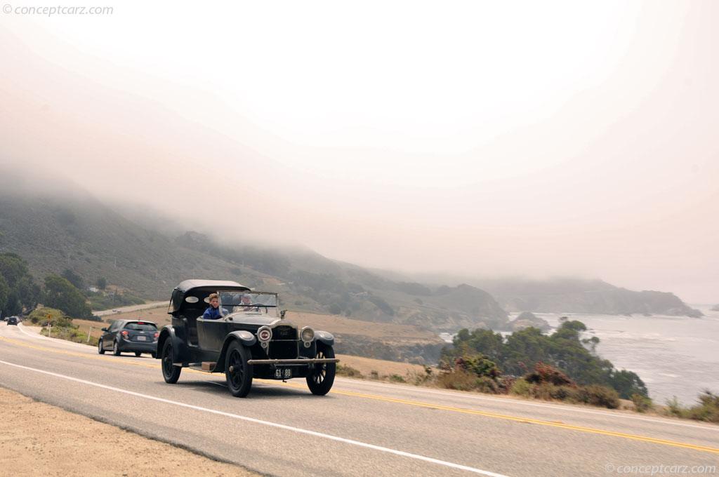 1922 Packard Twin Six Model 335