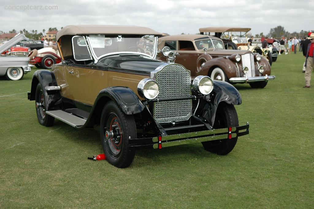 1927 Packard 426 History Pictures Value Auction Sales Research And News