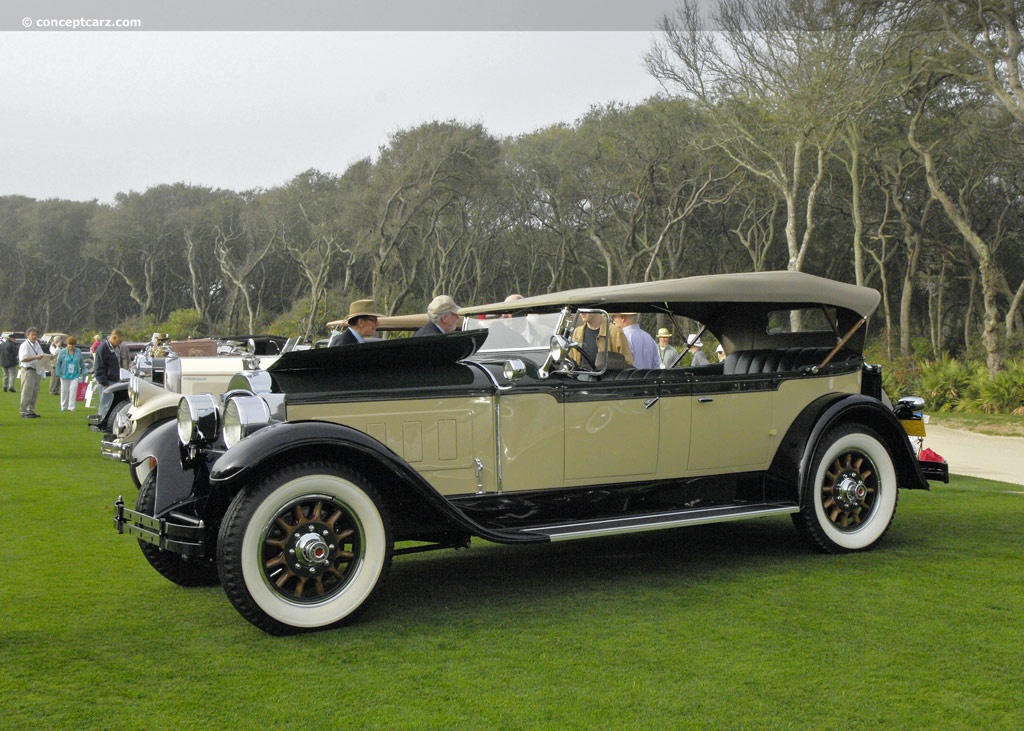 1928 Packard 443 Eight Pictures, History, Value, Research, News ...