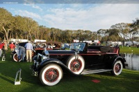 1929 Packard 640 Custom Eight
