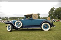 1930 Packard 740 Custom Eight