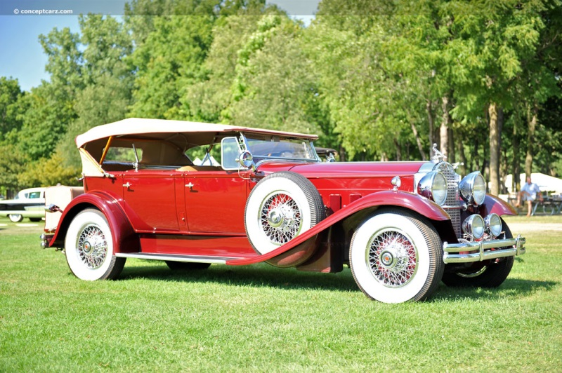 1930 Packard 745 Deluxe Eight