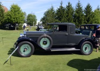 1930 Packard Series 733 Standard Eight