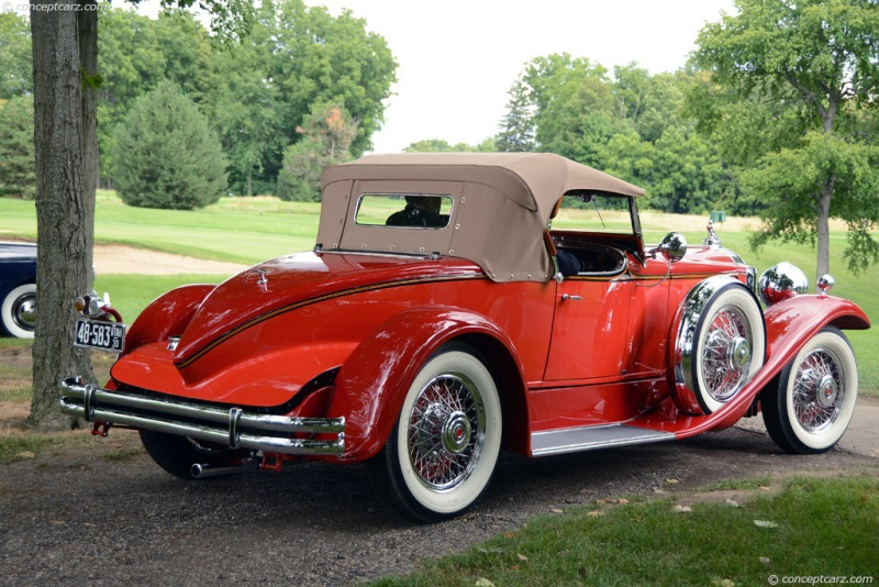 1930 Packard 734 Image