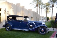 1931 Packard Model 840 DeLuxe Eight.  Chassis number 149659