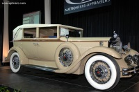 Packard Model 833 Standard Eight