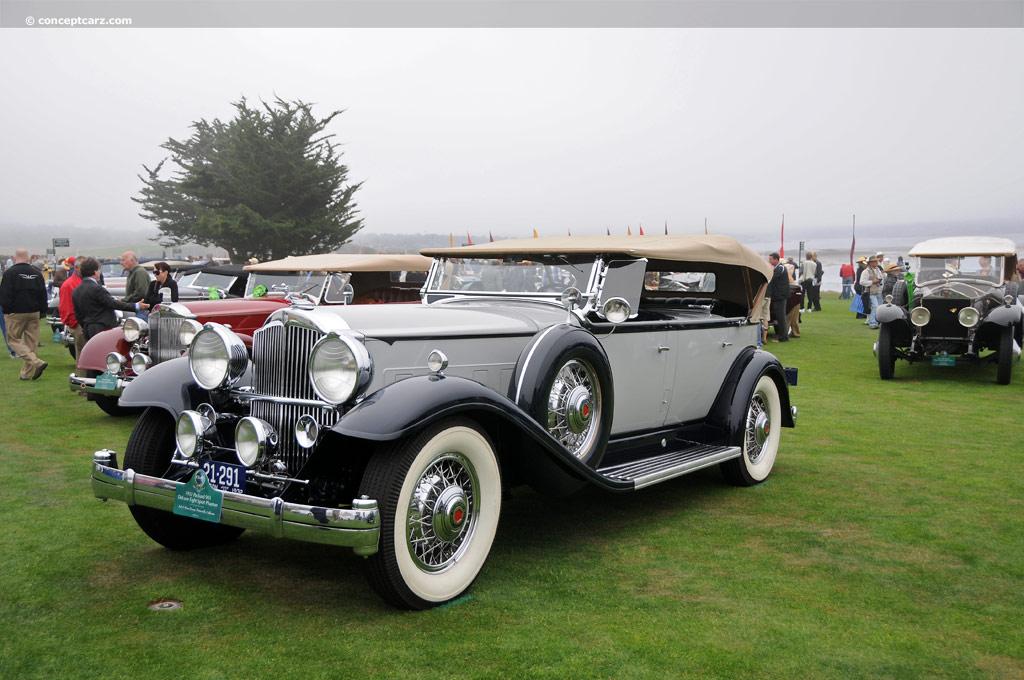 1932 Packard Model 903 Deluxe Eight Image