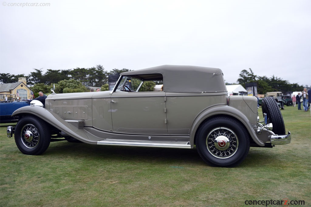 1932 Packard Model 906 Twin Six Image