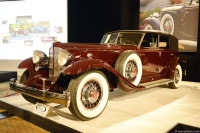 1932 Packard Model 906 Twin Six.  Chassis number 900104