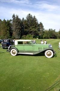 1932 Packard Waterhouse Sport Sedan image.
