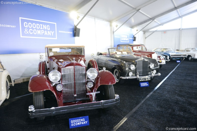 1933 Packard 1005 Twelve