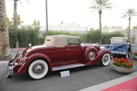 1933 Packard 1005 Twelve.  Chassis number 639-60