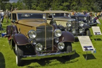 1933 Packard 1001 Standard Eight image.