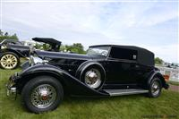 1933 Packard 1005 Twelve.  Chassis number 901624