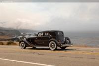 Packard Vee-Windshield Dietrich