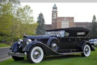 1934 Packard Twelve image.