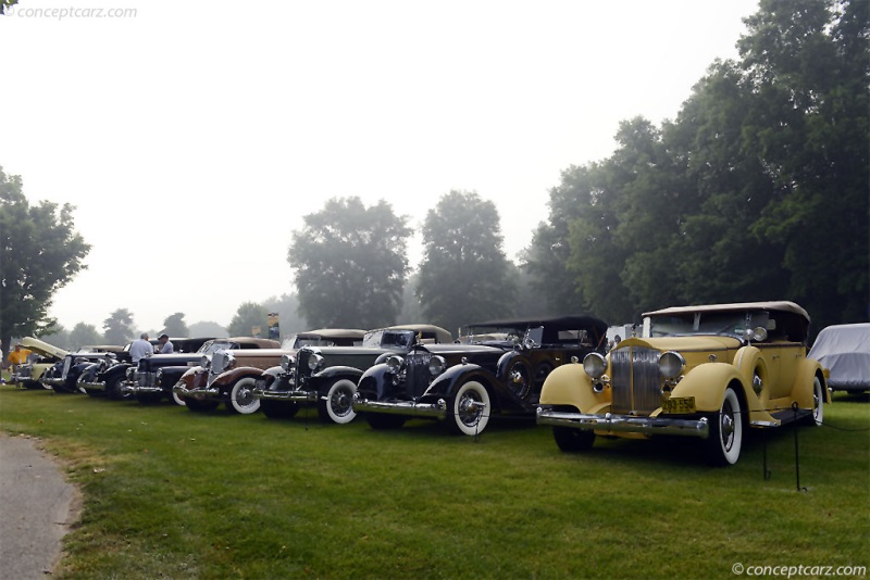 Packard 1104 Super Eight pictures and wallpaper