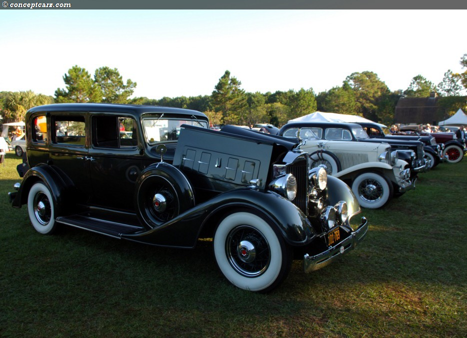 1934 Packard 1100 Eight History Pictures Value Auction Sales Research And News