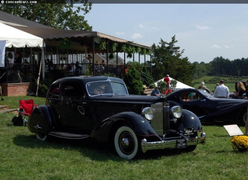 1934 Packard 1106 Twelve