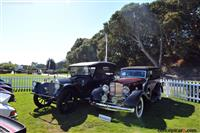1934 Packard 1100 Eight.  Chassis number 703707