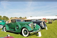 1934 Packard 1101 Eight