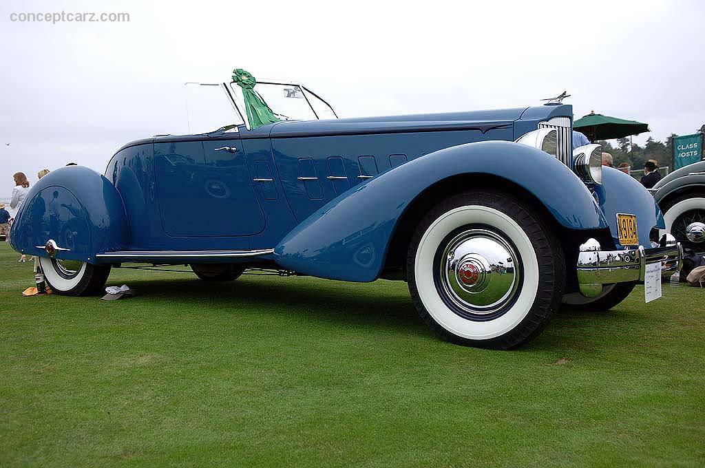 1934 Packard 1108 Twelve