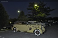 1935 Packard 1204 Super Eight.  Chassis number 851203