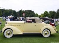 1936 Packard Model 120B