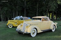 1936 Packard Model 120 image.