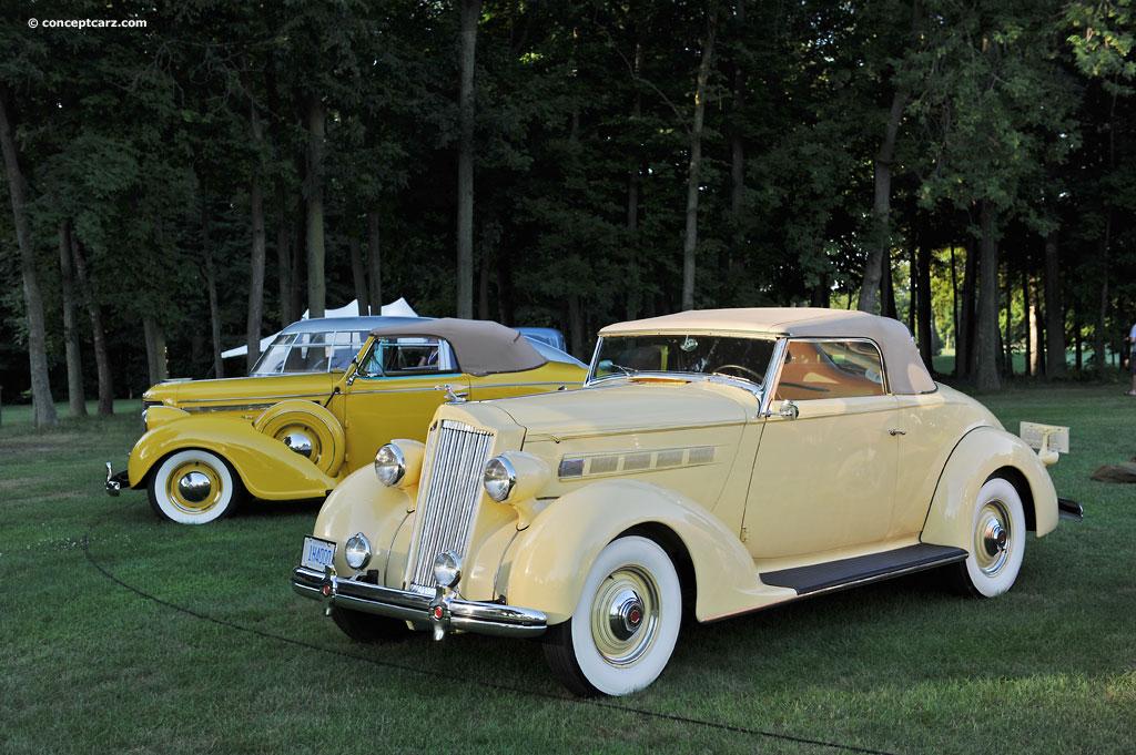 1936 Packard Model 120 Image