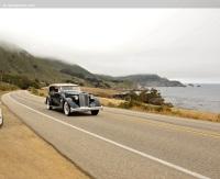 1936 Packard Model 1406 Twelve