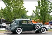 Packard Twelve Fourteenth Series Club Sedan