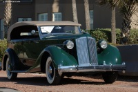 1936 Packard Model 1402 Eight image.