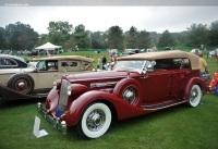 Packard Twelve Fourteenth Series Dual Cowl Phaeton