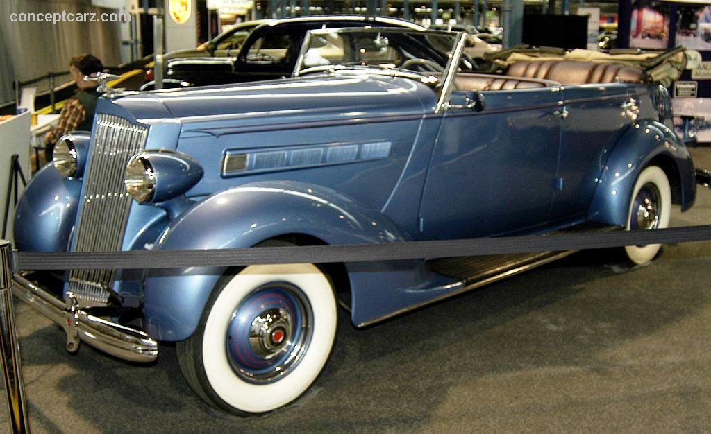 1936 Packard Model 1404 Super Eight Image Https Www