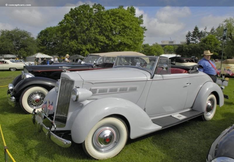1937 Packard 115-C Six