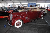 1937 Packard 1507 Twelve thumbnail image