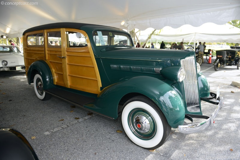 Engine 13395 1937 Packard 115-C Six chassis information