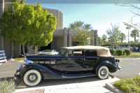 1937 Packard 1502 Super Eight image.