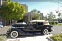 1937 Packard 1502 Super Eight image.