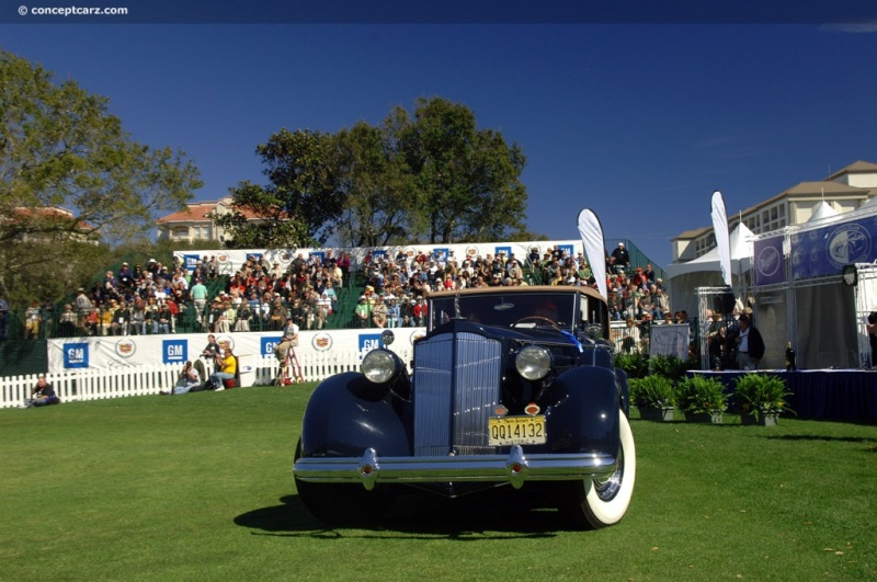 1937 Packard 1508 Twelve