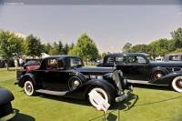 1937 Packard 1501 Super Eight